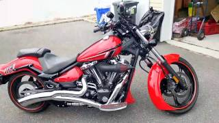 6. 2014 Yamaha Raider MODDED