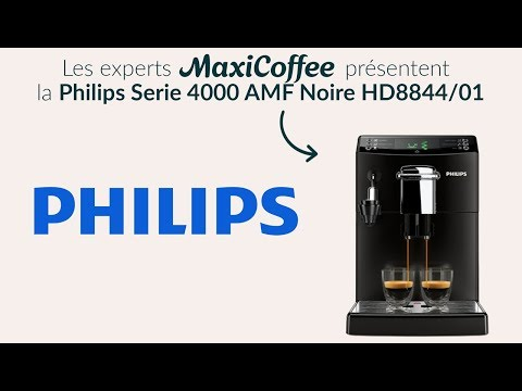 Philips Serie 4000 | Machine à café automatique | Le Test MaxiCoffee