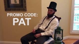 SeatGeek Ad - Promo Code PAT