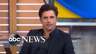 New dad John Stamos is here and we are swooning over his beard