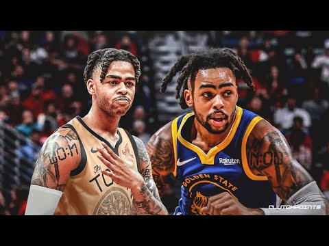 D'Angelo Russell︱2019 Official Mix︱