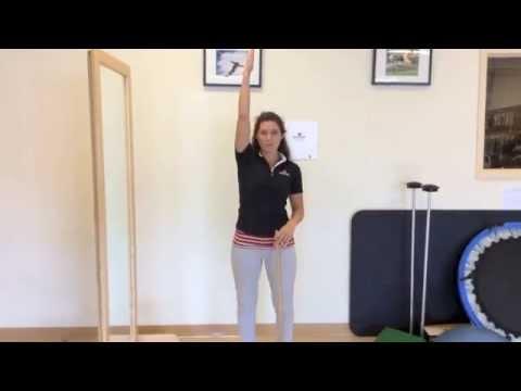 comment renforcer les ligaments epaule