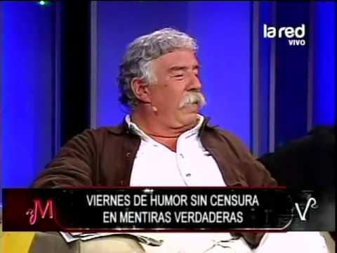Iván Arenas y su chiste del