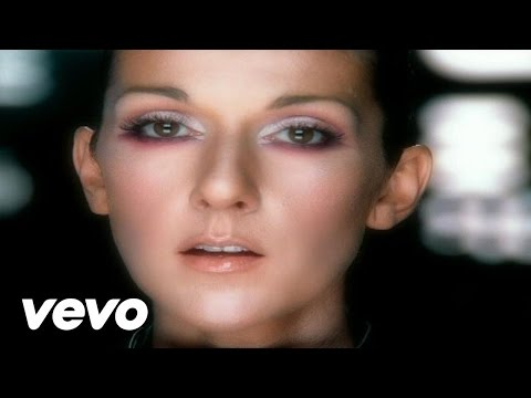 Céline Dion - Then You Look At Me (Official Video)