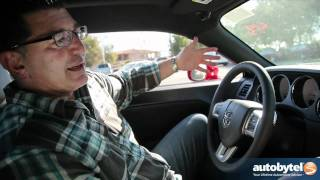 2012 Dodge Challenger R/T Test Drive&Car Review