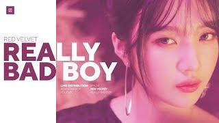 Video Red Velvet - Really Bad Boy (RBB) Line Distribution (Color Coded) | 레드벨벳 MP3, 3GP, MP4, WEBM, AVI, FLV Juni 2019