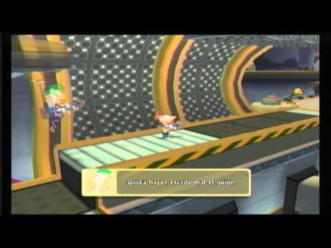 Phineas y Ferb 2Dimension   Doofville 1 Mundo 2