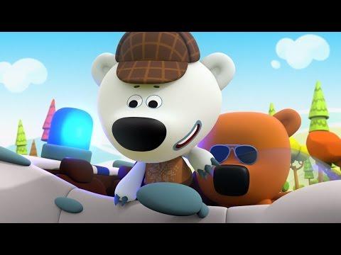 Мультик Ми-ми-мишки - Все серии подряд HD - Сборник мультфильмов для детей (видео)