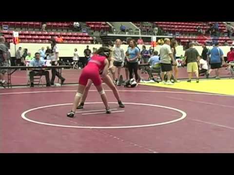 WM 51 KG - RD1 - Marina Sanchez (King) vs. Jordan Morrell (TN)