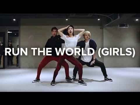 Video Run The World (Girls) - Beyonce / Lia Kim Choreography download in MP3, 3GP, MP4, WEBM, AVI, FLV January 2017