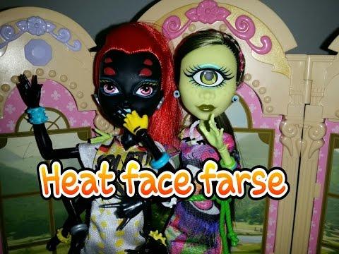 Heat face farse