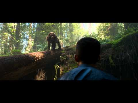 After Earth Clip 'Monkey Discovery'