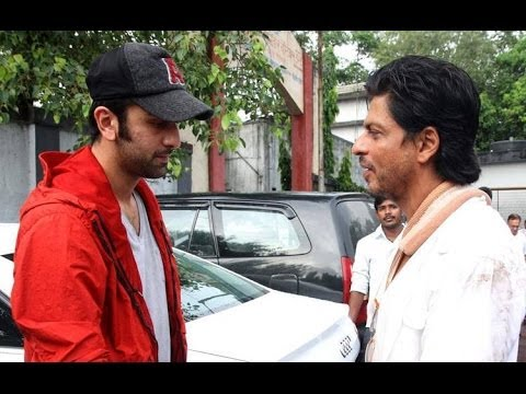 bhoothnath movie Shahrukh Khan - Shahrukh Khan To Play Father Of Ranbir Kapoor in Bhoothnath Return along With Amitabh Bachchan. For More Bollywood News, Subscribe http://www.youtube.com/cha...
