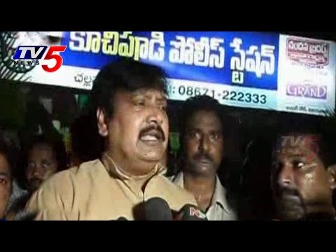 YCP Flop show | Is YSRCP�s Narakasura Vadha flop? : TV5 News