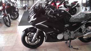 6. Мотоцикл Yamaha FJR1300AE
