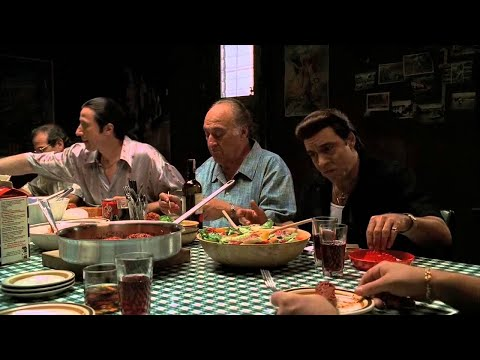 The Sopranos - The Food