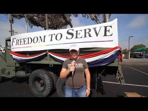 San Diego LGBT Gay Pride Parade – July 21 2012 – military march – CNN