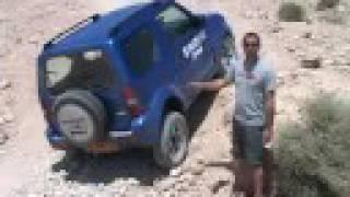 Suzuki Jimny Test Drive -מבחן דרכים סוזוקי ג'ימני