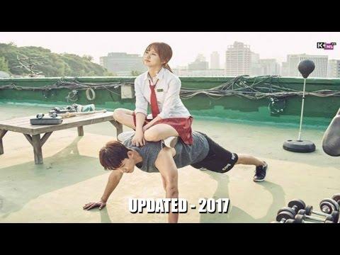 Top 10 Supernatural Korean Drama | 2017 Updated
