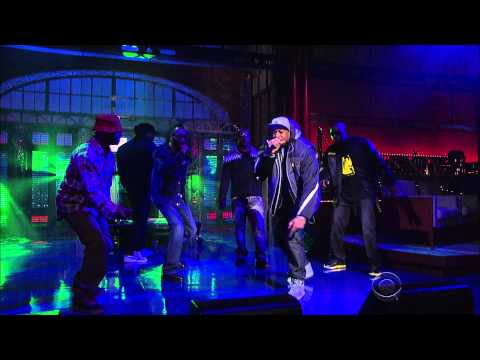 Watch Wu-Tang Clan perform 'Ruckus In B Minor' on Letterman