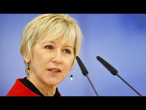 Ισραήλ: Οργή για τις δηλώσεις της υπουργού Εξωτερικών της Σουηδίας