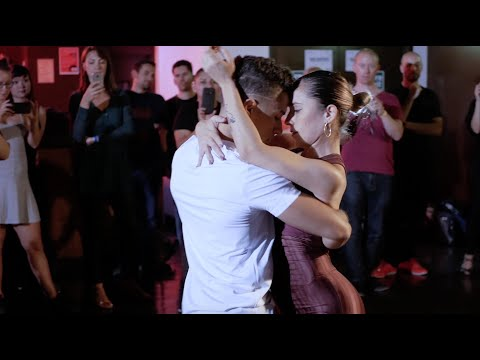 Pablo y Raquel | Bachata Class Day 2 at London LatinFest 2018 | ZELUS LONDON