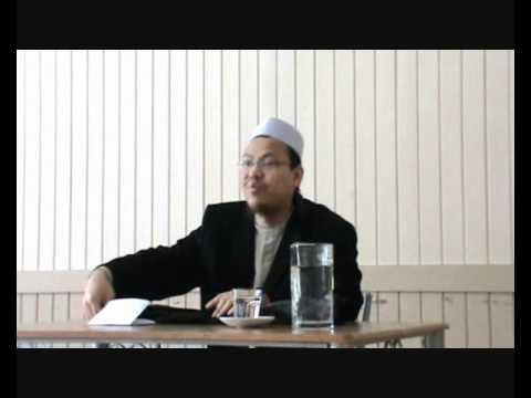 Ceramah Ustaz Zaharuddin di Uppsala, Sweden part 3