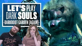 Let's Play Dark Souls Episode 9: BROCCOLI TROUBLE AND LORDRAN CRUFTS QUALIFIERS