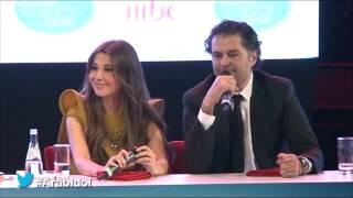 Arab Idol -ما بين راغب  ونانسي أكثر من ديو