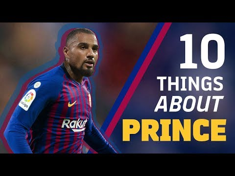 10 Things About Our New Signing: KEVIN-PRINCE BOATENG
