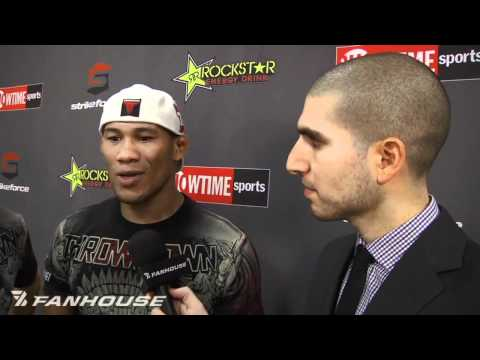 Emotional Ronaldo Jacare Souza Looks Back on Successful Title Defense