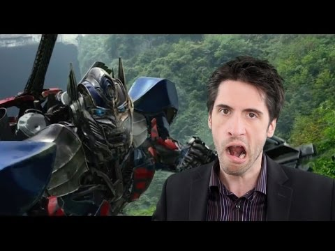Transformers: Age of Extinction trailer review