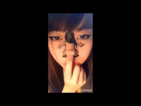 cô gái và cái mũi bá đaạo