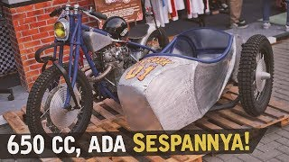 Video Yamaha XS650 Sespan I Unity Pitstop Tangerang [Atenx Katros] MP3, 3GP, MP4, WEBM, AVI, FLV November 2018