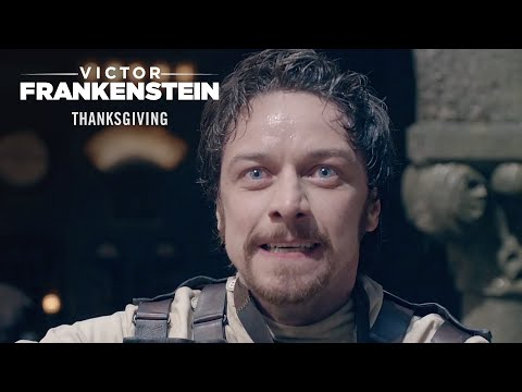 Victor Frankenstein Victor Frankenstein (TV Spot 'Life Out of Death')