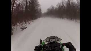 7. First ride: 2013 Arctic Cat F800 Sno Pro