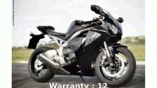 9. 2011 Honda CBR 1000RR - Specs, Walkaround