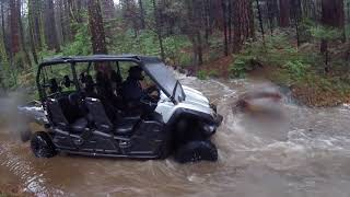 3. YAMAHA VIKING 6 vs FLOOD