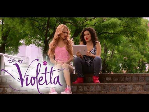 Channel - VIOLETTA - Die neue Serie im Disney Channel! Seht hier Teil 1 von Folge 63! Inhalt dieser Folge: Violetta liest im alten Tagebuch von Maria und erfährt so, dass ihre Mutter eine Schwester...