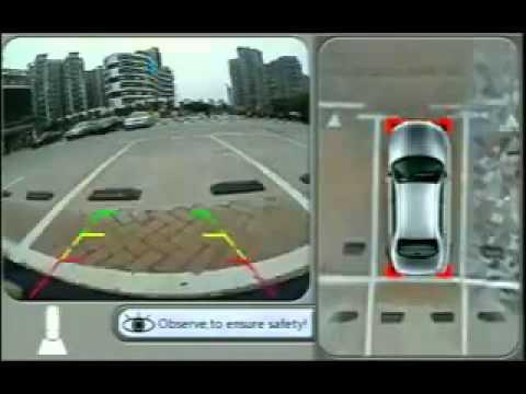 Camera 360 độ loại đài loan cho xe ôtô