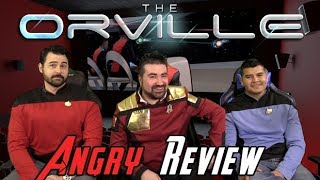 Video The Orville Mid-Season Angry Review MP3, 3GP, MP4, WEBM, AVI, FLV Juni 2019