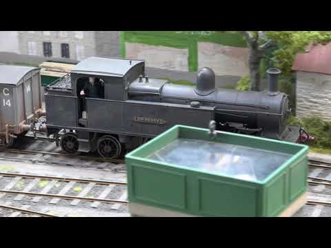 Model Railroad Toy Train Track Plans -Superb Derby Model Railway Exhibition 2018 – Part 4