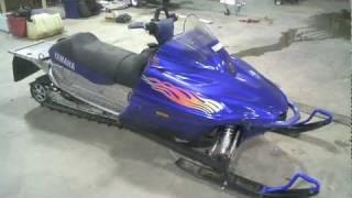 6. 2002 Yamaha Mountain MAX 700 Piped 151 LOT 1089A