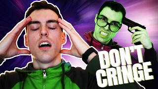 "TRY NOT TO CRINGE CHALLENGE!The Try Not To Cringe Challenge is a super original idea...where a YouTuber reacts to very cringy videos. Cringe videos are videos where something in the video creates a reaction in the viewer that is usually felt as extremely awkward or uncomfortable. Today, I have found a handful of these videos and would like to ""try not to cringe."" Enjoy!Subscribe to the show: http://bitly.com/SubToChim►Twitter: http://bit.ly/pNASQN►Facebook: http://on.fb.me/mFCKyC►Instagram: http://bit.ly/XYsGu6►Twitch: http://bit.ly/ChimneyLiveT-Shirts: http://bit.ly/SwifterGear"
