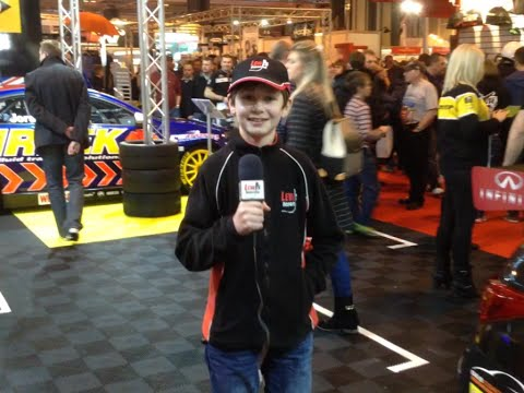 Autosport Show 2015 - Interview Highlights