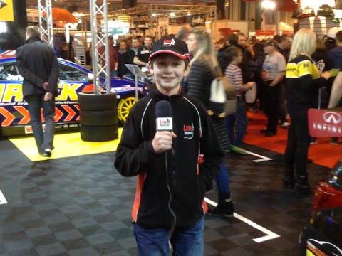 Autosport Show 2015 - Interview Highlights