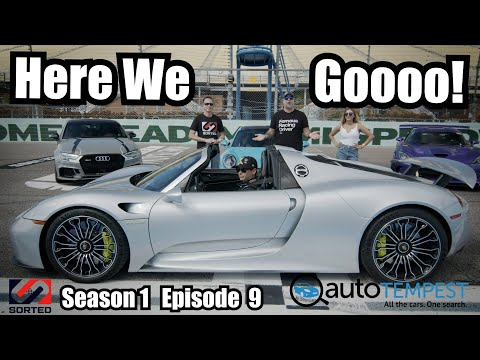 It's The Finals - Bring On The Hypercar! Sorted S1 E9