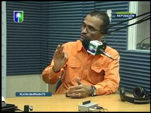 Entrevista a Kelvis Salas en La Verdad en Radio Tv