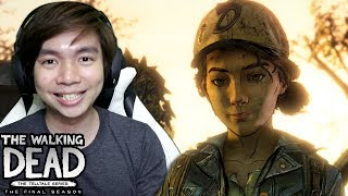 CLEMENTINE Kembali - The Walking Dead: The Final Season Indonesia #1