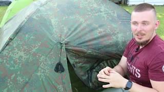 Трехместная универсальная палатка. Tengu MK1.08T3